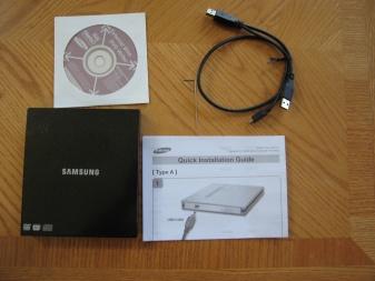 Samsung SE-S084B 64 BIT